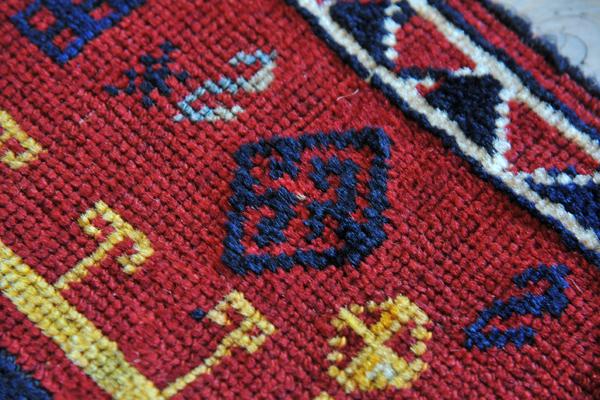 マラティヤ産絨毯玄関サイズ